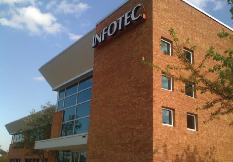 Infotec's Virginia Beach Facility